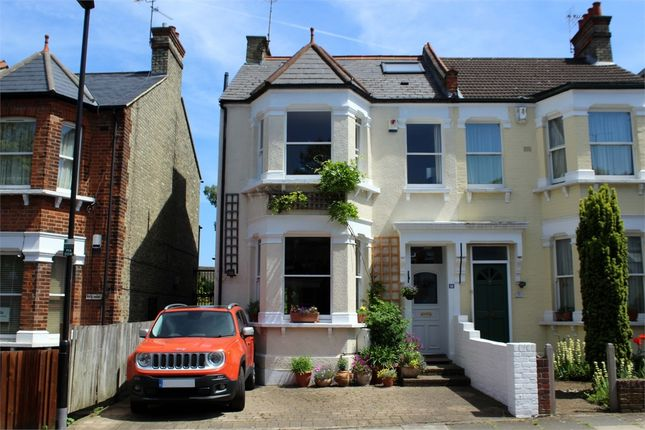 Thumbnail Semi-detached house for sale in Muswell Avenue, Muswell Hill, London