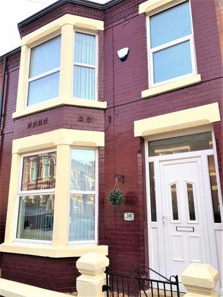 Main (Main) of Evered Avenue, Walton, Liverpool L9