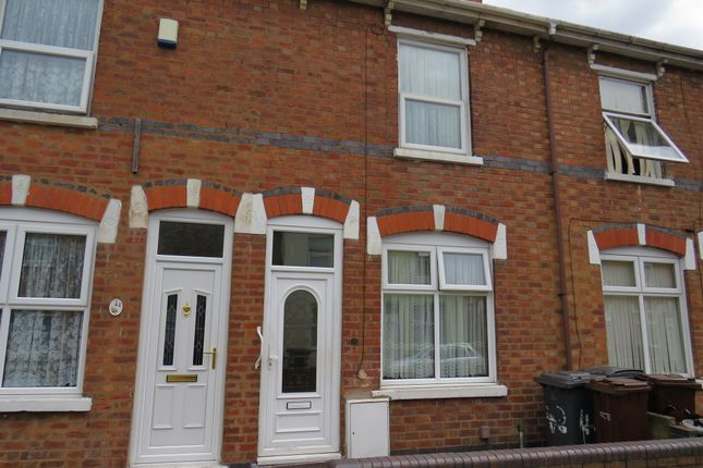 3 bed terraced house for sale in Hargreaves Street, Wolverhampton