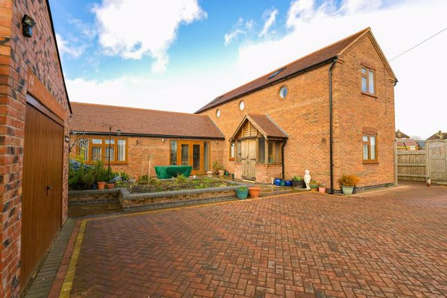 Thumbnail Detached house for sale in Birch Row, Broseley