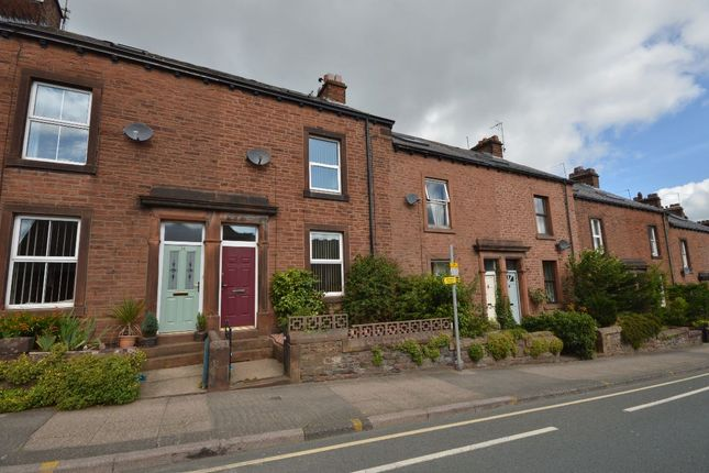 Thumbnail Terraced house for sale in Brunswick Road, Penrith