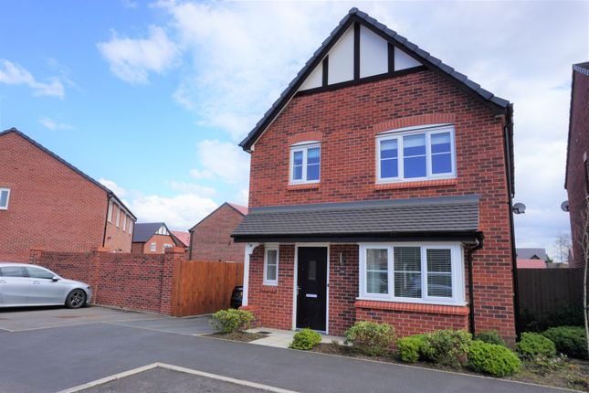 3 bed detached house for sale in Carsington Water, Warrington WA5