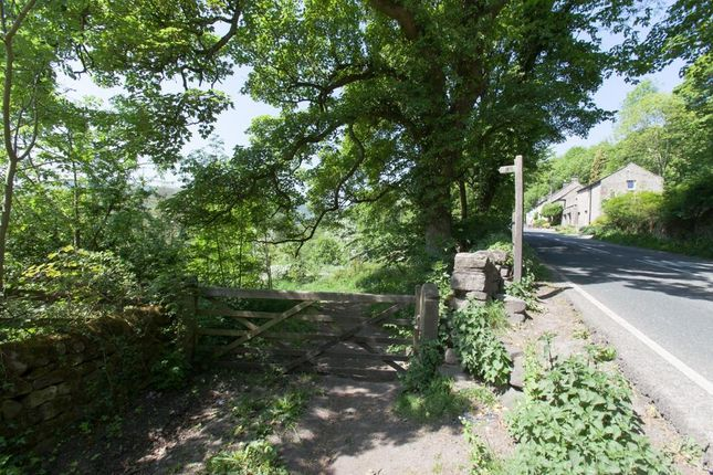 Thumbnail Land for sale in Froggat Edge, Calver, Hope Valley