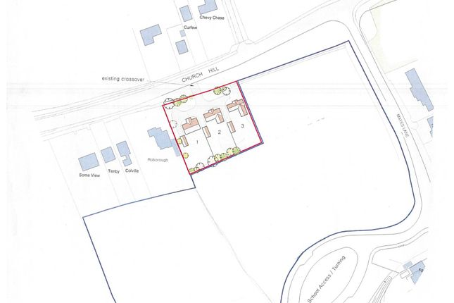 Thumbnail Land for sale in Church Hill, Ramsey, Harwich, Essex