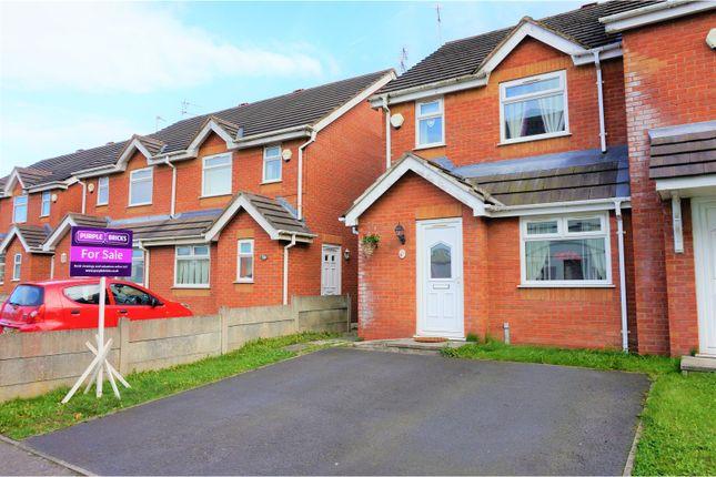 Thumbnail Semi-detached house for sale in Pennington Lane, Wigan