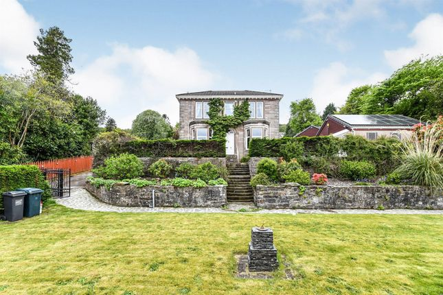 Thumbnail Detached house for sale in Carfin House, Clynder, Helensburgh