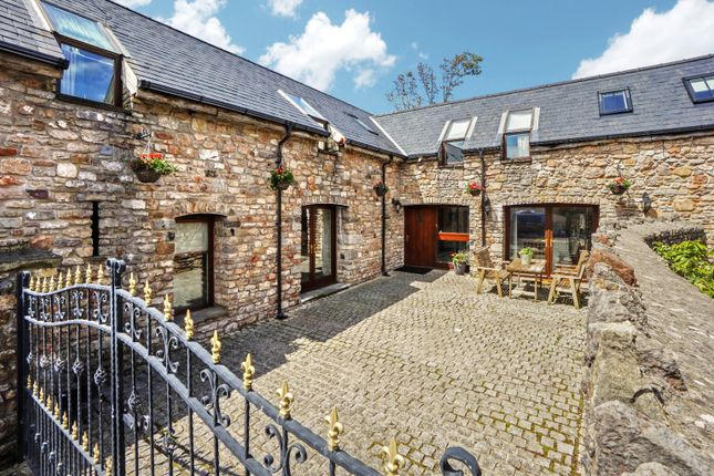 Thumbnail Semi-detached house for sale in Ye Old Barn, Heol-Y-Capel, Nottage, Porthcawl