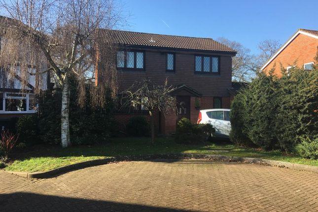 Thumbnail Detached house for sale in Egham, Surrey