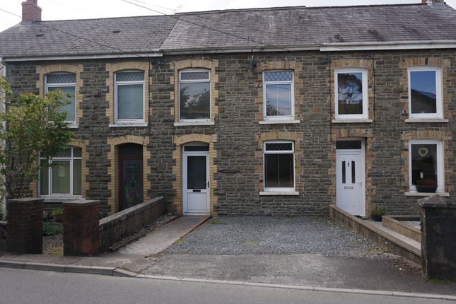 Thumbnail Terraced house for sale in Capel Seion Road, Pontyberem, Llanelli