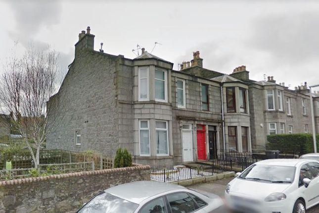 Thumbnail Flat for sale in 52, Erskine Street, Upper Flat, Aberdeen AB243Nq