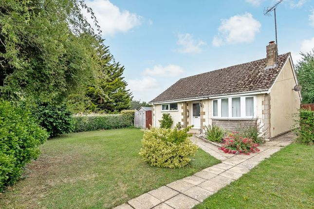 Thumbnail Detached bungalow for sale in Riverway, South Cerney, Cirencester