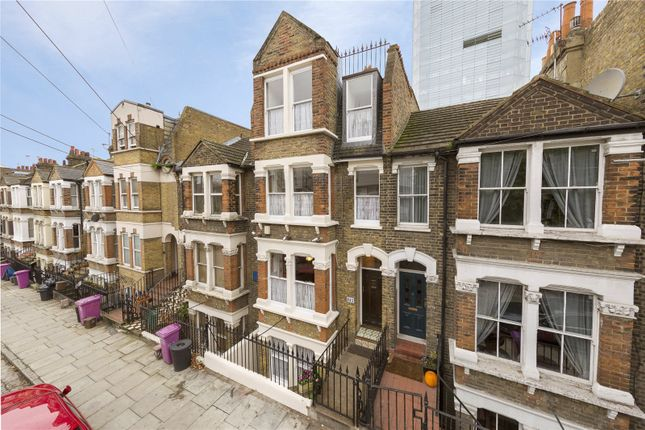 Thumbnail Terraced house for sale in Manchester Road, London