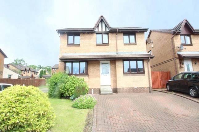 Thumbnail Detached house for sale in Colston Road, Airdrie, North Lanarkshire