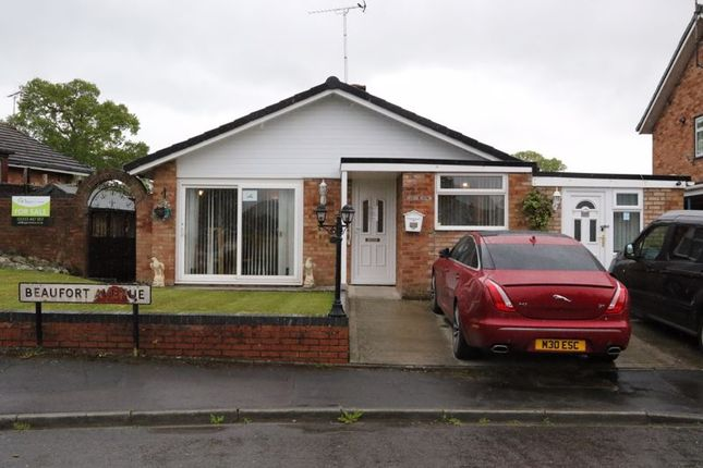 Thumbnail Bungalow for sale in Beaufort Avenue, Hereford