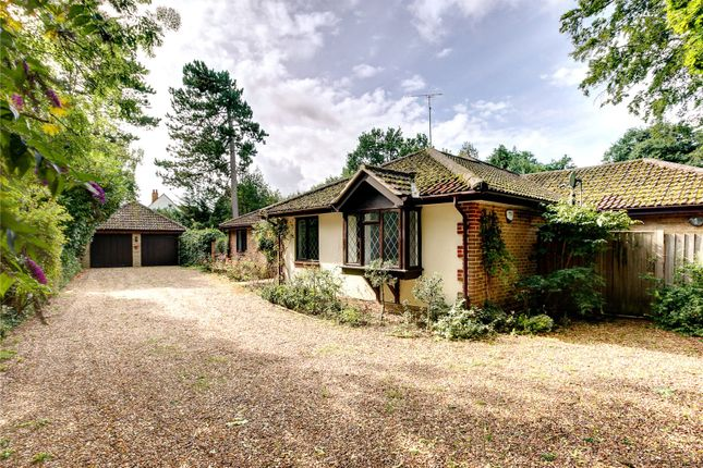 Thumbnail Detached bungalow for sale in Bolney Road, Lower Shiplake, Henley-On-Thames, Oxfordshire