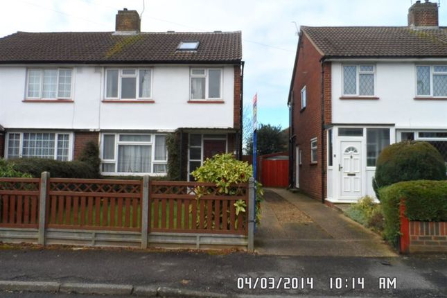 Thumbnail Property to rent in Erica Close, Burnham, Slough