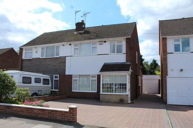 Thumbnail Semi-detached house for sale in Babbacombe Road, Styvechale, Coventry