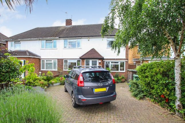 Thumbnail Semi-detached house to rent in Chalford Close, West Molesey