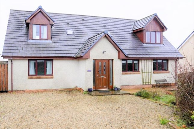Thumbnail Detached house for sale in Orlington, Moor Road, Sliddery, Isle Of Arran