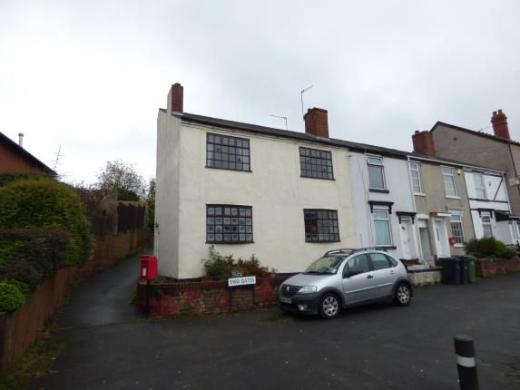 Thumbnail End terrace house for sale in Two Gates, Halesowen, West Midlands