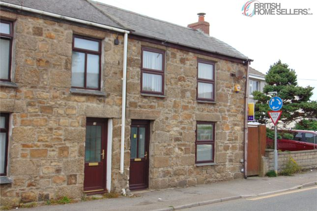Thumbnail Semi-detached house for sale in Eastern Lane, Camborne