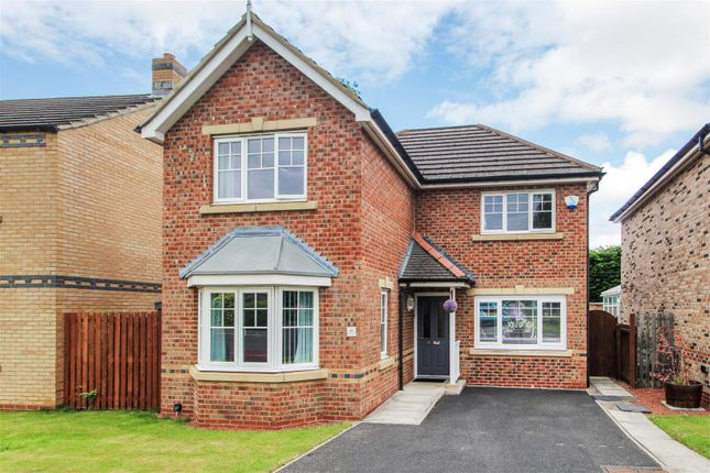 Thumbnail Detached house for sale in Trinity Gardens, Northallerton