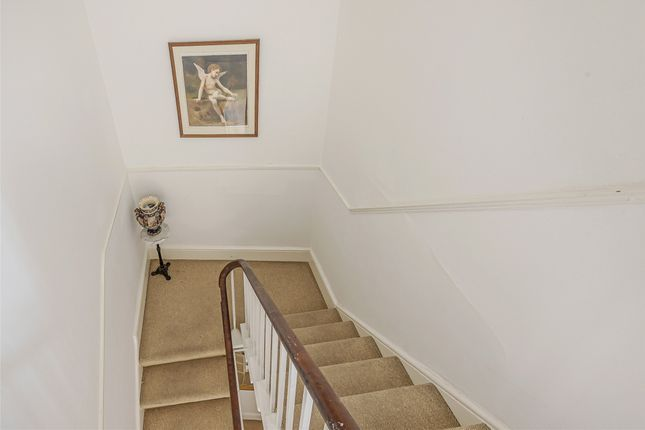 Stairwell of Cleveland Place West, Bath, Somerset BA1