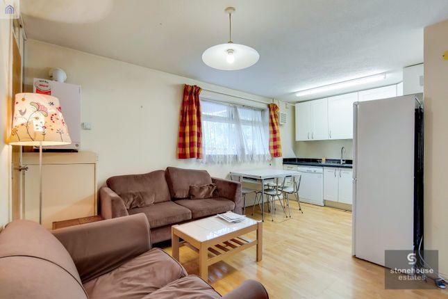 Thumbnail Flat to rent in Hazellville Road, London