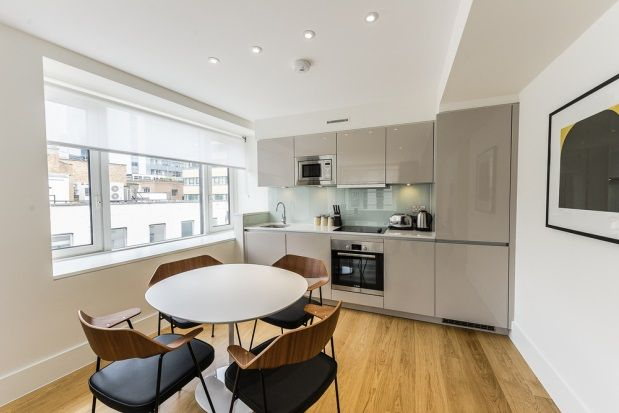 Thumbnail Property to rent in America Square, London