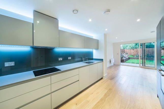 Thumbnail Flat to rent in Bromyard Avenue, London
