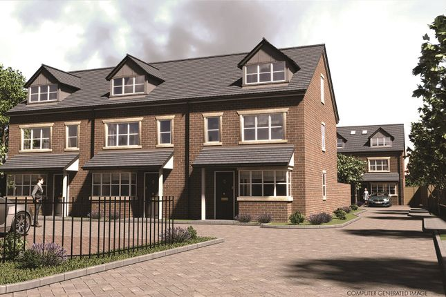Thumbnail Semi-detached house for sale in Stratford Place, Stratford Road, Solihull, West Midlands