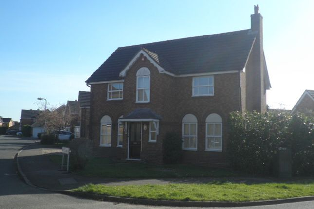 Thumbnail Detached house to rent in Arun Way, Walmley, Sutton Coldfield