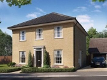 Thumbnail Detached house for sale in The Florian At St James Park, Off Cam Drive, Ely
