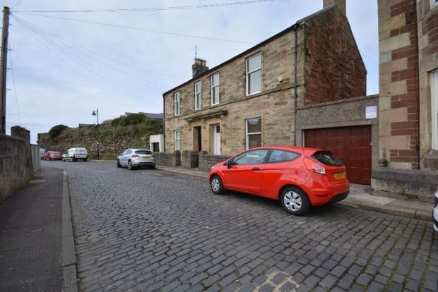 Thumbnail Semi-detached house for sale in Cromwell Road, Ayr