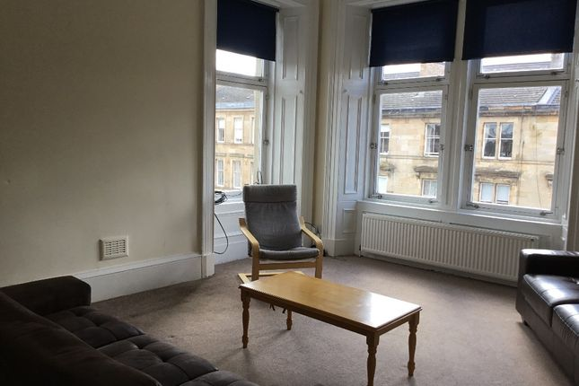 Thumbnail Flat to rent in Burnbank Terrace, Woodlands, Glasgow