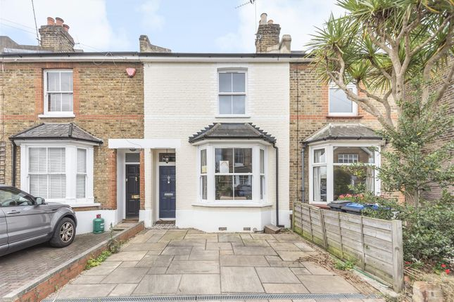 Thumbnail Terraced house to rent in Richmond Park Road, Kingston Upon Thames