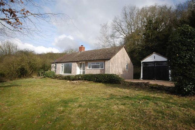 Thumbnail Detached bungalow to rent in Hereford Road, Nr Malvern, Worcestershire