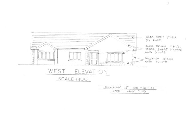Thumbnail Land for sale in Parc Annell, Crugybar, Llanwrda