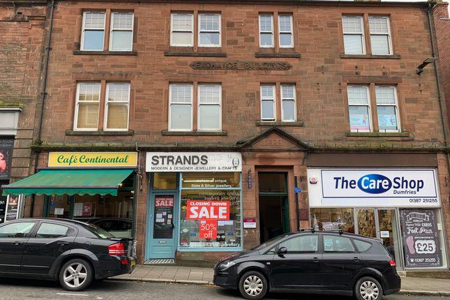 Retail premises for sale in Barnraws, Shakespeare Street, Dumfries