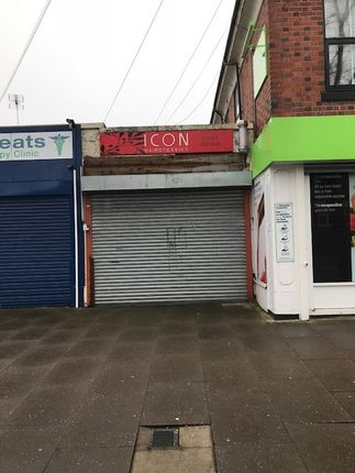 Thumbnail Retail premises to let in Hollyhedge Rd, West Bromwich