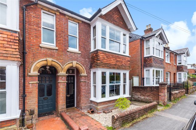 4 bed semi-detached house to rent in Hatherley Road, Winchester, Hampshire SO22