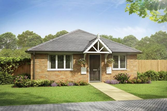 Thumbnail Detached bungalow for sale in Fields Road, Wootton, Bedfordshire