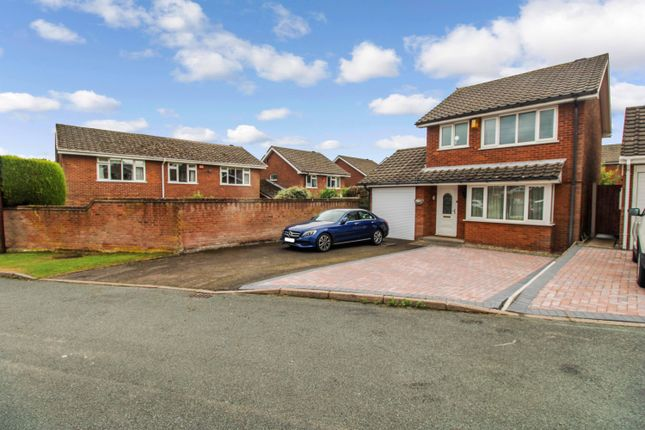Detached house for sale in Wynstay Court, Clayton, Newcastle-Under-Lyme