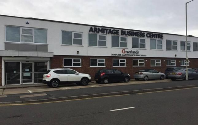 Thumbnail Light industrial to let in 7 Armitage Business Centre, Delamare Road, Cheshunt, Hertfordshire