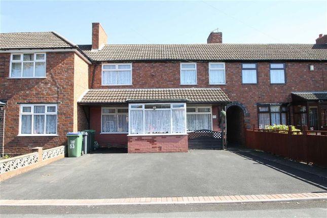 Thumbnail Terraced house for sale in Regis Road, Rowley Regis, West Midlands
