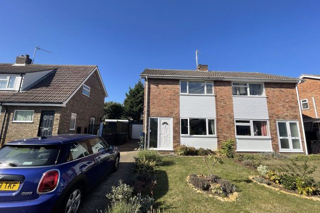Thumbnail Semi-detached house to rent in Ripon Drive, Sleaford