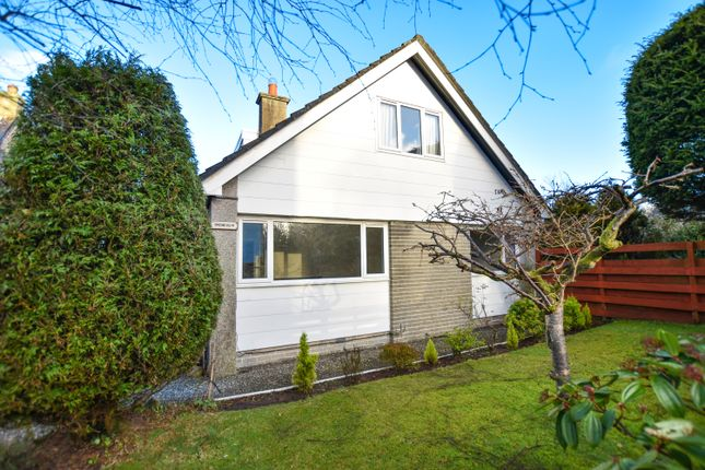 Thumbnail Link-detached house for sale in Glebe Road, Kilmacolm