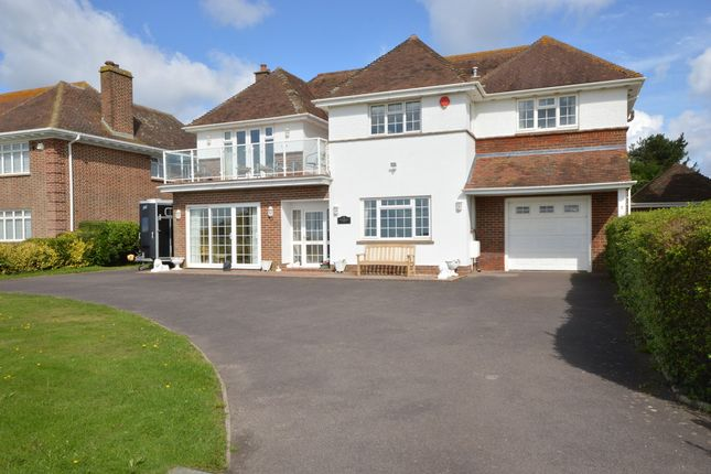 Thumbnail Detached house for sale in Marine Drive West, Barton On Sea, New Milton