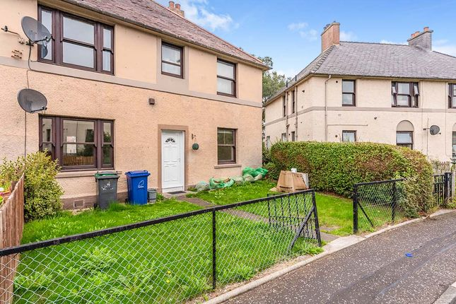 Thumbnail Flat for sale in Spalding Crescent, Dalkeith, Midlothian