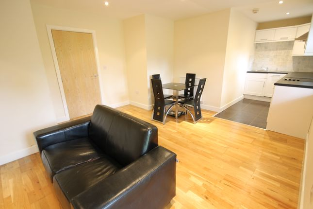 Thumbnail Flat to rent in Scott Hall Way, Leeds